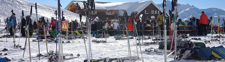 - Kijki narciarskie
