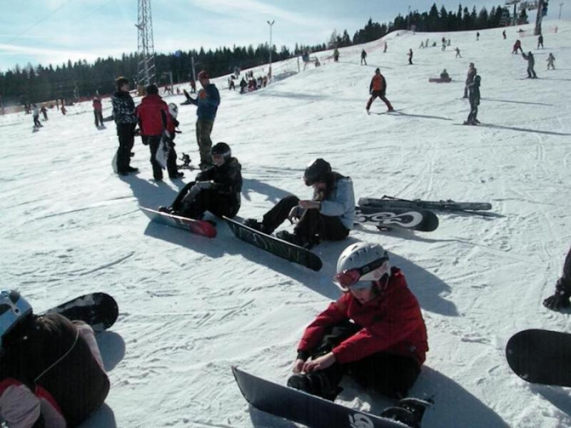 Zimowisko narciarsko-snowboardowe dla osób początkujących i jeżdżących