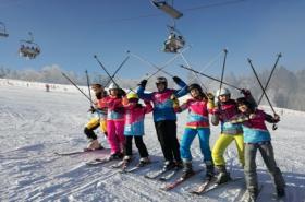 Białka Tatrzańska, Obozy narciarskie