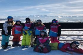 Białka Tatrzańska, Obozy snowboardowe