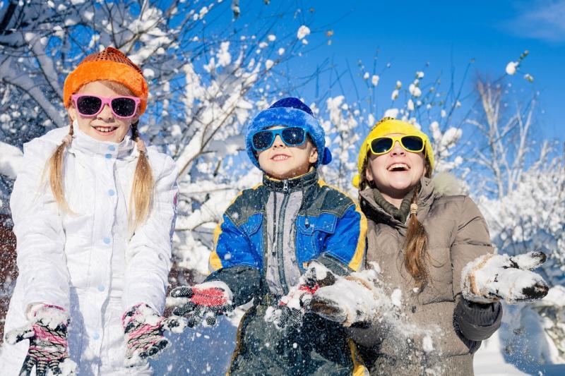Zimowisko i obóz młodzieżowy - 7 przygód
