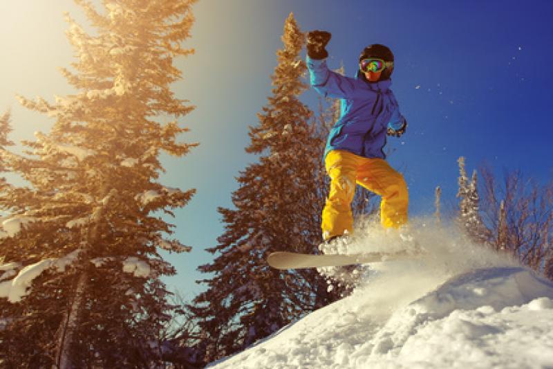 Zimowisko i młodzieżowy obóz snowboardowy