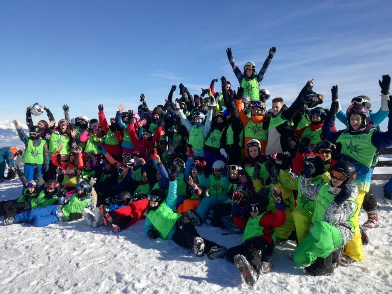 Zimowa przygoda narciarska, czyli obóz młodzieżowy na Słowacji - Skipass w cenie!
