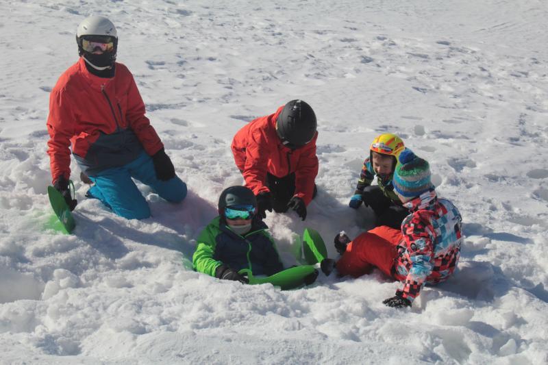 Zimowisko narciarsko-snowboardowe w Szpindlerowy Młynie