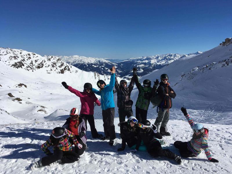 Obóz młodzieżowy narciarsko-snowboardowy we Włoszech
