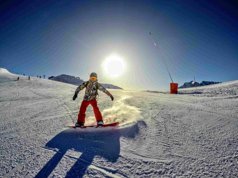 Obóz młodzieżowy narciarsko-snowboardowy w Austrii