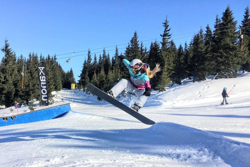 Obóz narciarsko-snowboardowy w Czechach