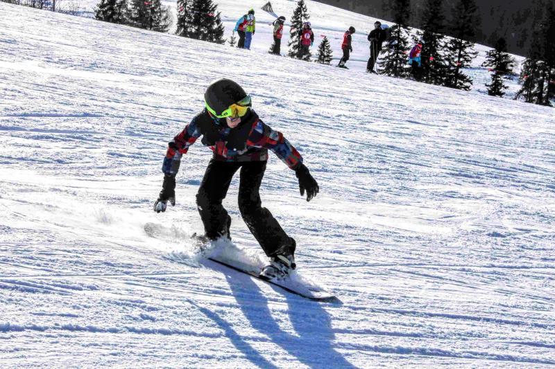 Obóz narciarsko-snowboardowy w Tatrach dla jeżdżących, , karnety w cenie!