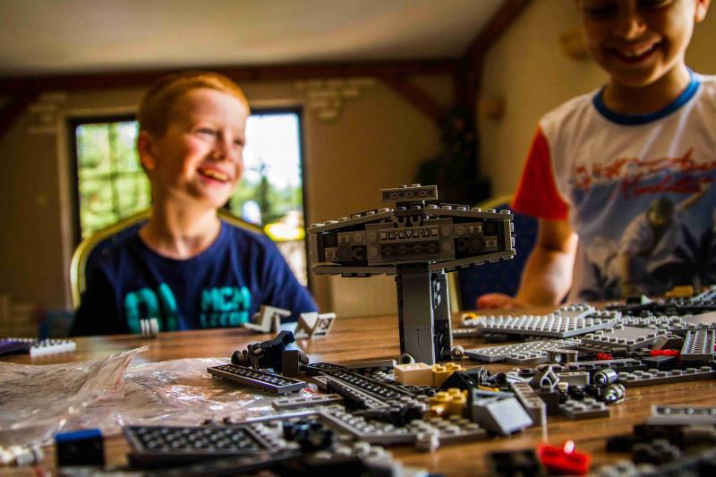 Zimowisko Konstruktorów Lego