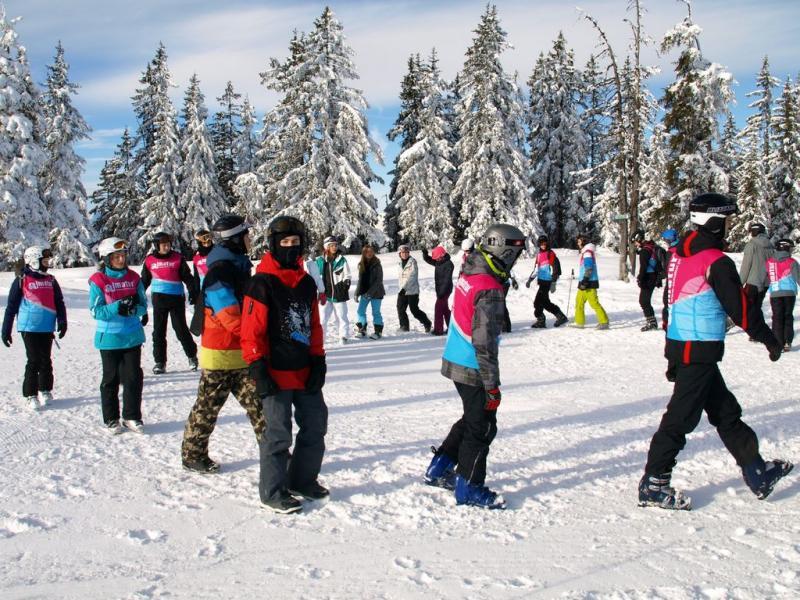 Zimowisko i obóz narciarski